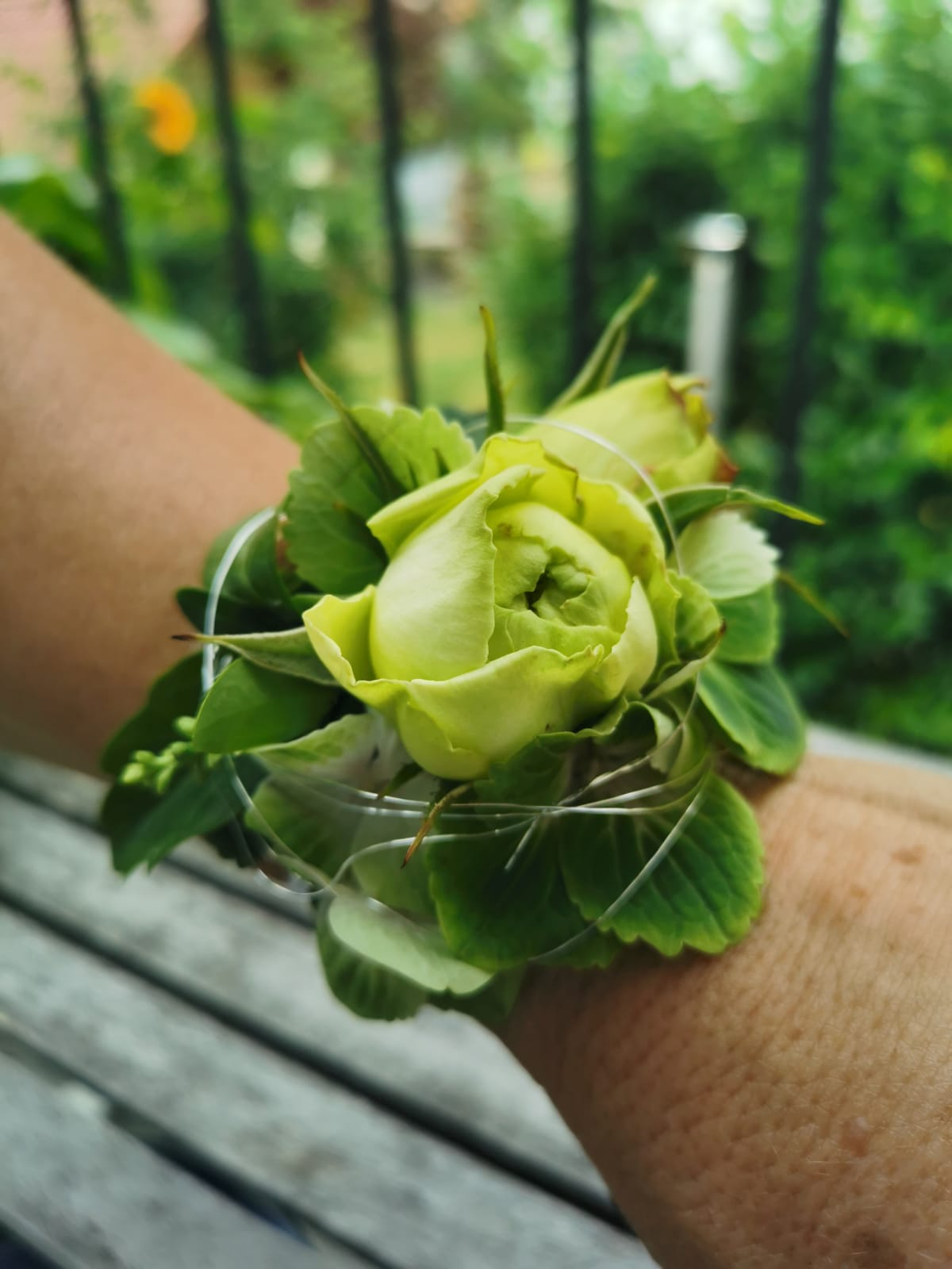 Florales Armband
